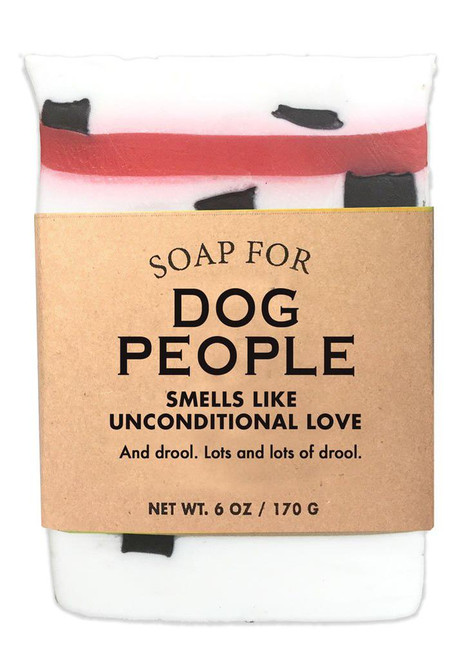 Soap For Dog People