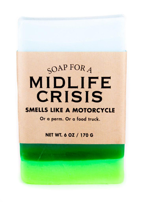 Soap For A Midlife Crisis