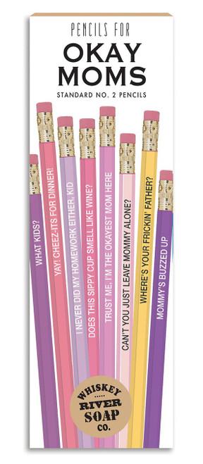 Pencils For Okay Moms