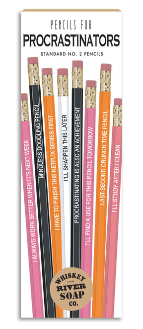 Pencils For Procrastinators