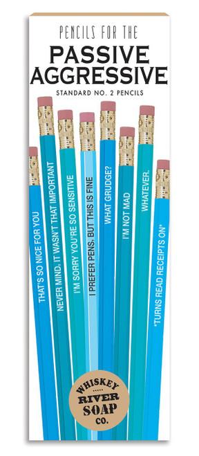 Pencils For The Passive Aggressive