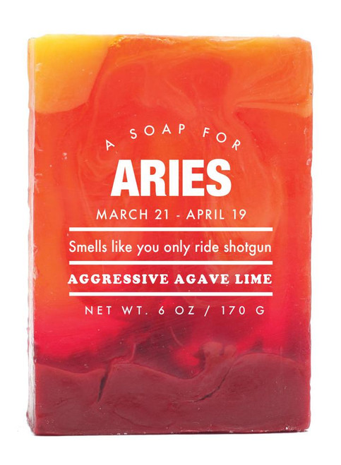 Astrology Soap Aries