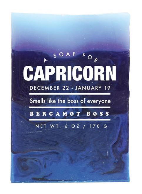 Astrology Soap Capricorn