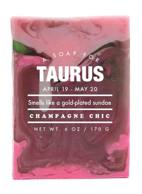 Astrology Soap Taurus