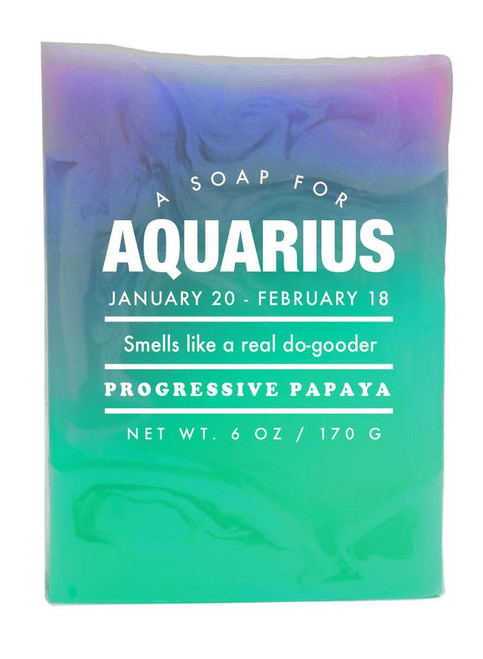 Astrology Soap Aquarius