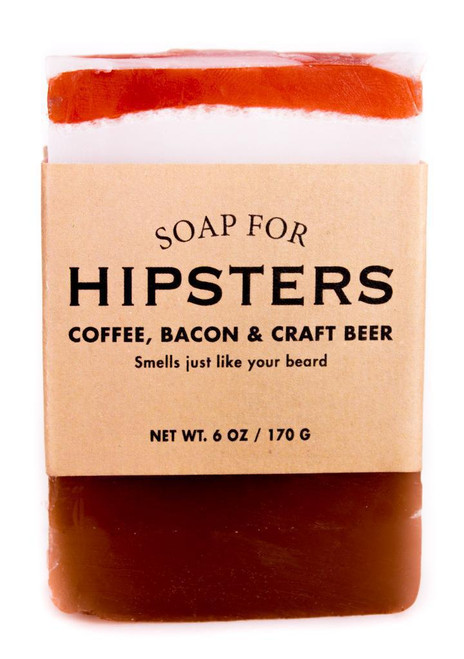 A Soap for HIPSTERS