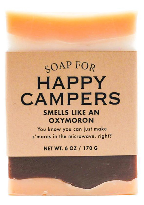 A Soap for HAPPY CAMPERS