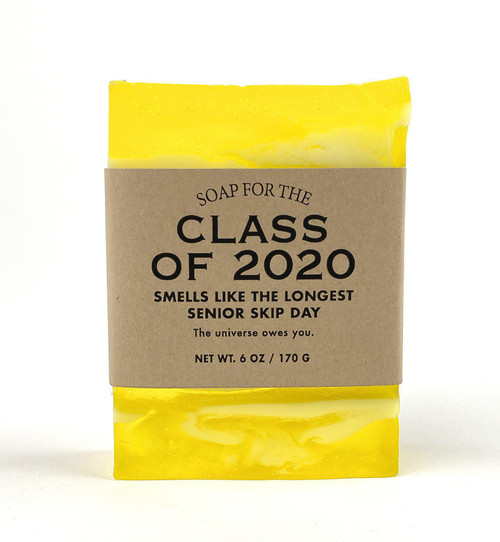 A Soap for the CLASS OF 2020