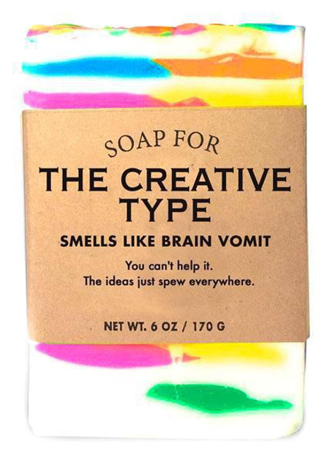 A Soap for THE CREATIVE TYPE