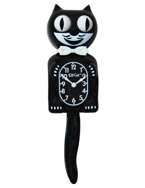 Classic Black Kit-Cat Klock