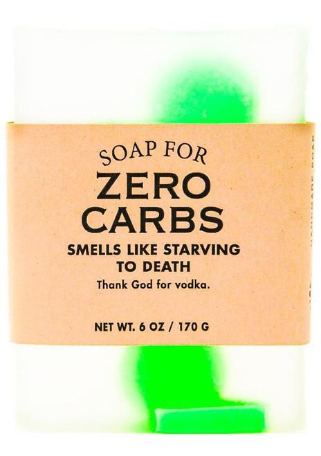 A Soap for ZERO CARBS