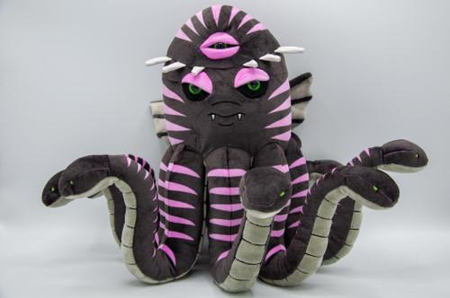 Kraken Plush Toy