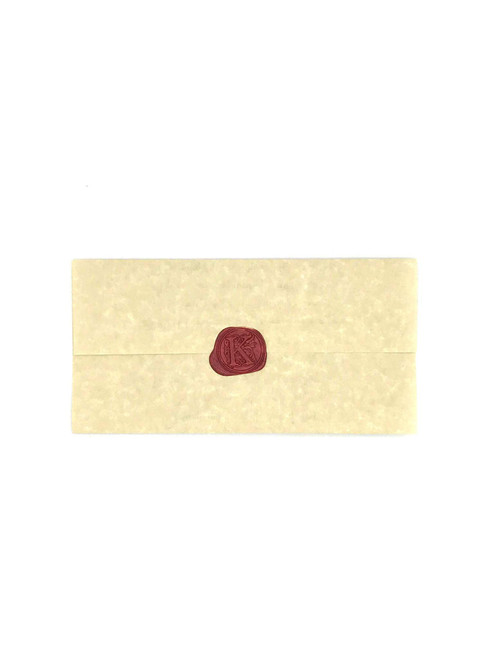 Sealed Letter From Krampus