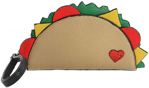I Love Tacos Wristlet