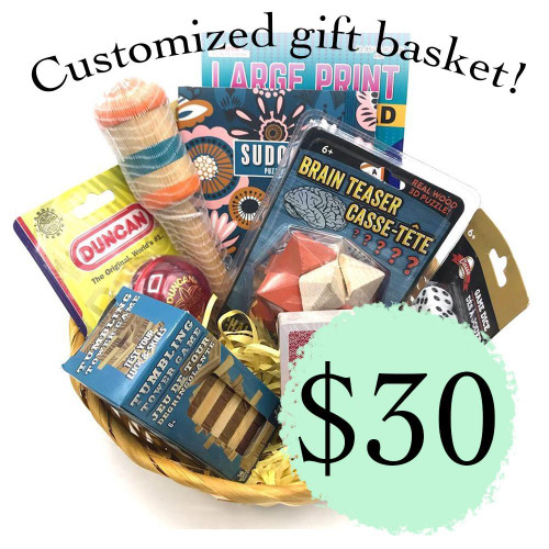 $30 Customized Gift Basket