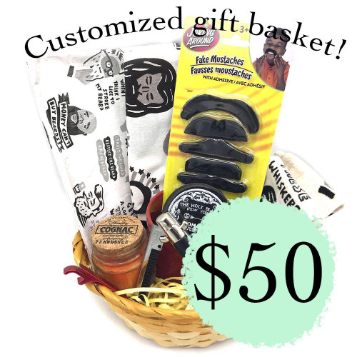 $50 Customized Gift Basket