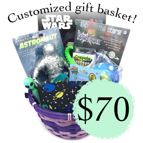 $70 Customized Gift Basket