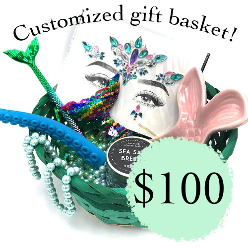$100 Customized Gift Basket