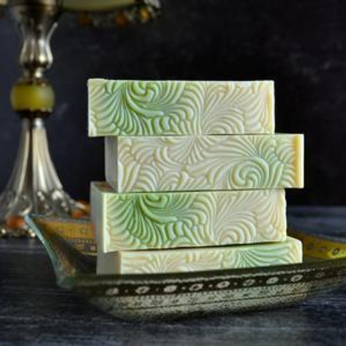 Leafy Greens & Musk Soap