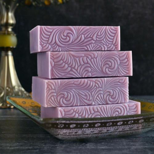 Spring Lilac Handmade Soap