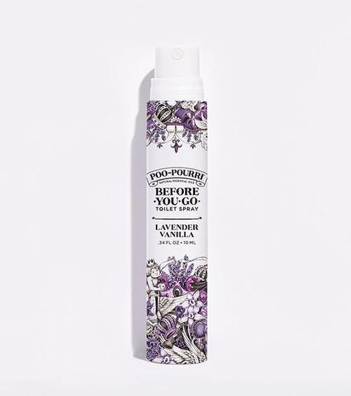 Poo-Pourri Lavender Vanilla Deodorizing Spray