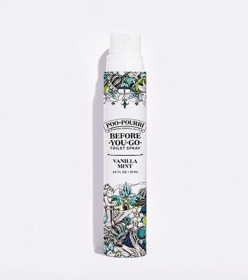 Poo-Pourri Vanilla Mint Deodorizing Spray