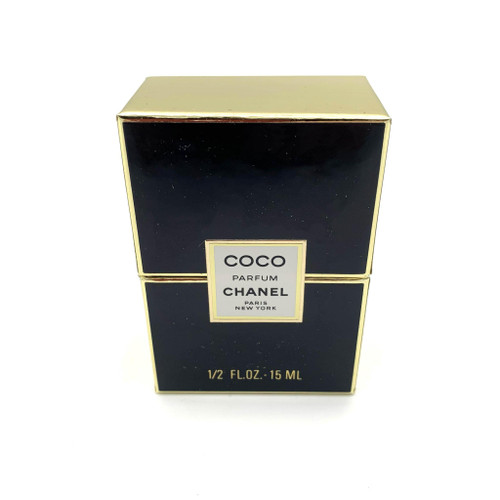 SEALED Vintage Coco Chanel Parfum