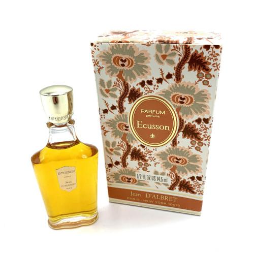 1960s Ecusson Parfum By Jean D'Albret