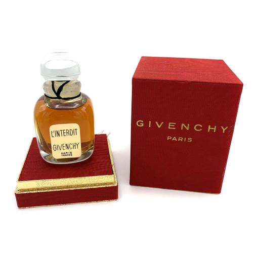 1970s L'INTERDIT GIVENCHY Parfum