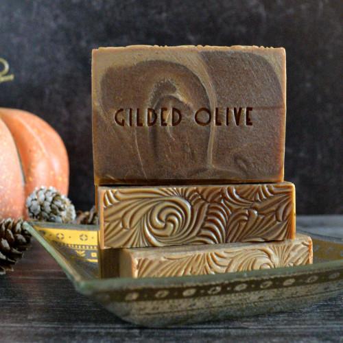 Pumpkin Latte Handmade Soap