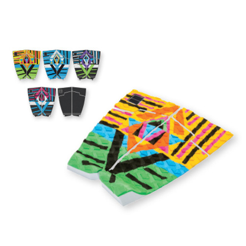 sticky bumps 4 piece prism traction pad