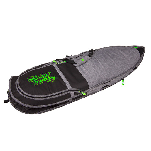 sticky bumps speakeasy 3 board travel bag grey
