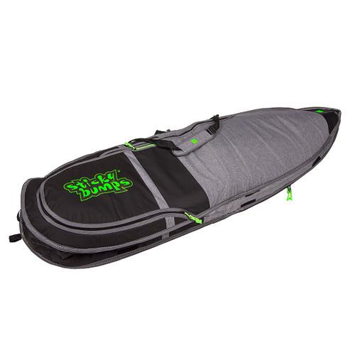 sticky bumps speakeasy 3 board travel bag grey