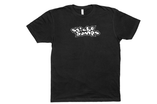 Sticky Bumps Short Sleeve T-Shirt Logo Black