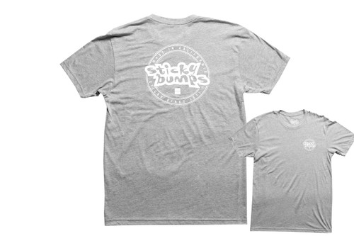 Sticky Bumps Short Sleeve T-Shirt | Stamp Heather