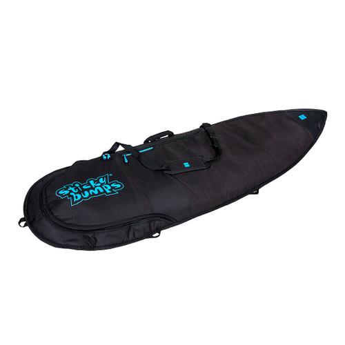 surf board bag dayrunner black