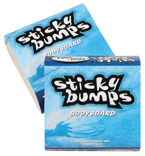 sticky bumps body board cool cold water temp 6 pack