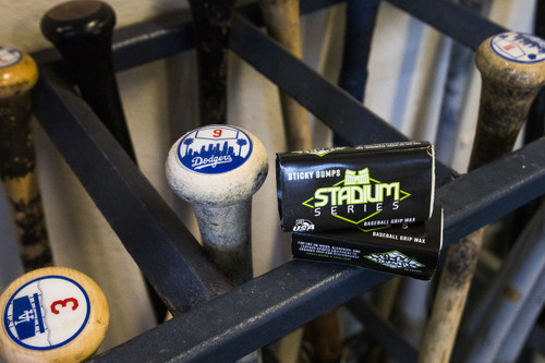 sticky bumps stadium series baseball grip wax