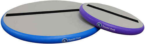 Hot Spots are available in 3ft and 5ft diameter as well as blue and purple.