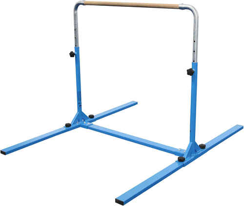 Blue Jr. Bar PRO (shown a mid level height setting)