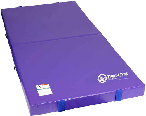 The Jr. Practice Mat is available in two colors: Purple and Royal Blue