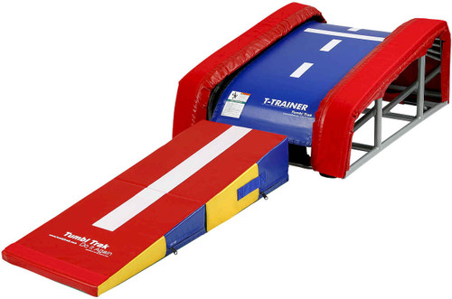 T-Trainer with Folding Mini Ramp
