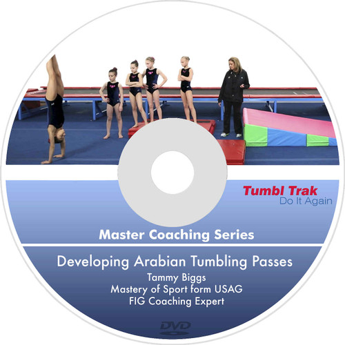 Tammy Biggs: Developing Arabian Tumbling Passes