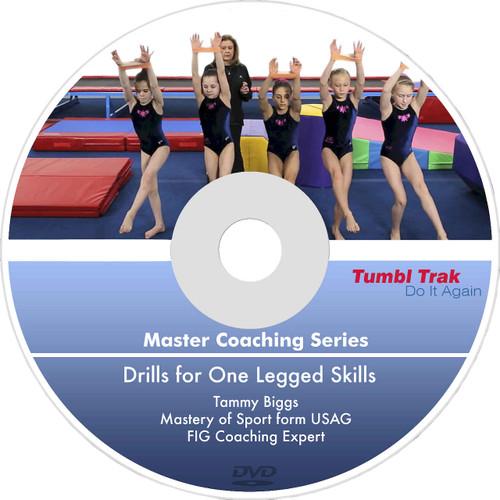 Tammy Biggs: Drills for One Legged Skills