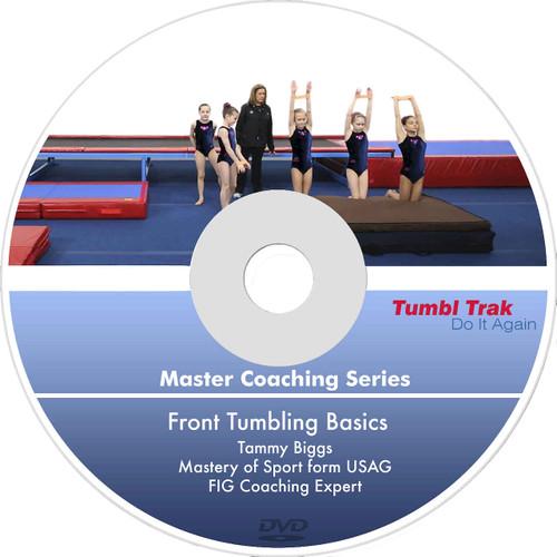 Tammy Biggs: Front Tumbling Basics