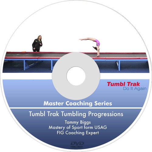 Tammy Biggs: Tumbl Trak Tumbling Progressions