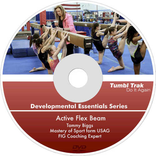Tammy Biggs Development Essentials- Active Flex: Beam, Digital Download