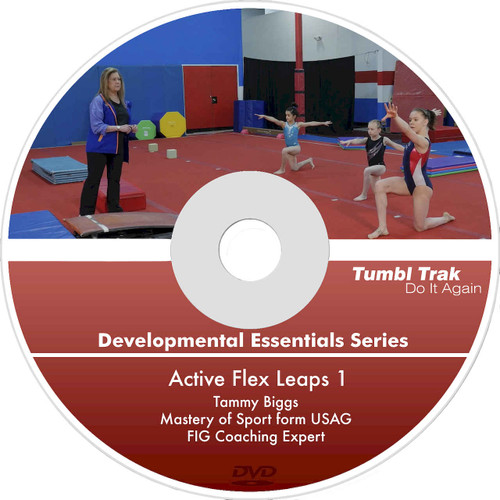 Tammy Biggs: Active Flex Leaps 1