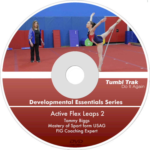 Tammy Biggs: Active Flex Leaps 2