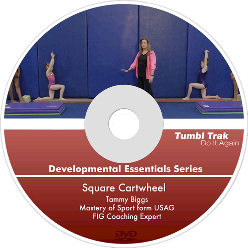 Tammy Biggs: Square Cartwheel